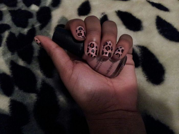 Nails Feeling Artistic