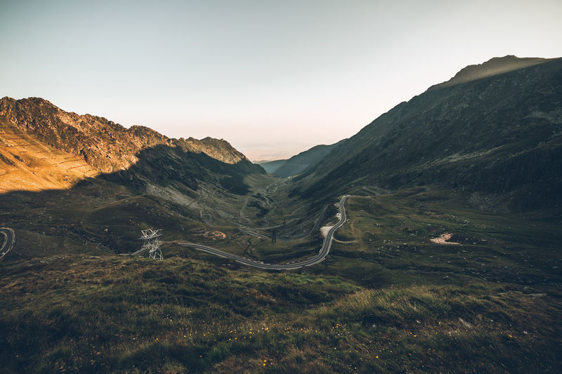 Road Transfagaraşan Transportation Travel Traveling Beauty In Nature Day High Angle View Landscape Mountain Mountain Range Nature No People Outdoors Road Road Sign Roadtrip Scenics Sky Sunrise Tranquil Scene Tranquility Travel Destinations Wallpaper Winding Road