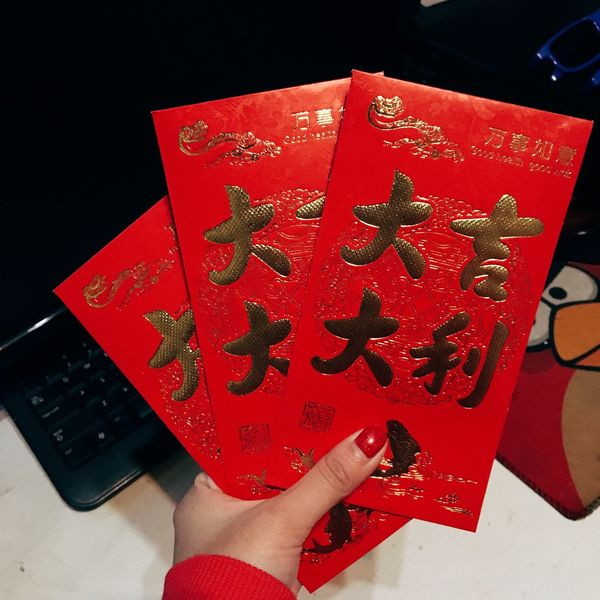 happy Chinese new year😛😛😛 Chinese New Year Lunar New Year Year Of The Monkey Chineseredpackets