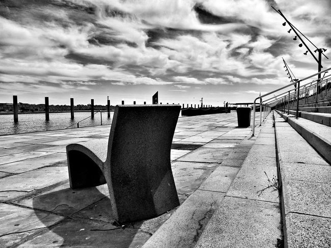 Sea Barcelona Streetphotography Monochrome Blackandwhite EyeEm Best Shots - Black + White EyeEm Best Shots Blacoynegro Taking Pictures Streamzoofamily