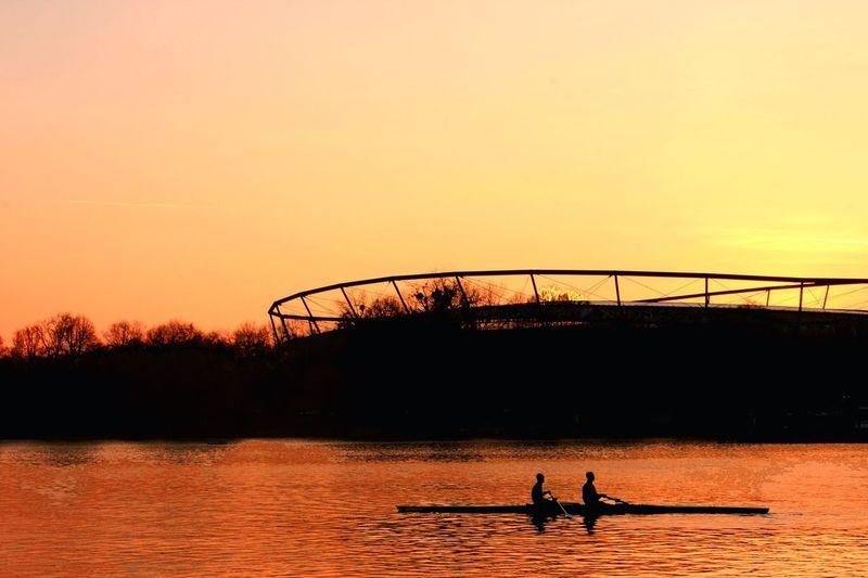 Hamburg Rowing