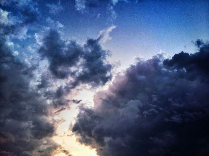Clouds Clouds And Sky Cloudy Day Sunbright Rain Storm Contrast Sky