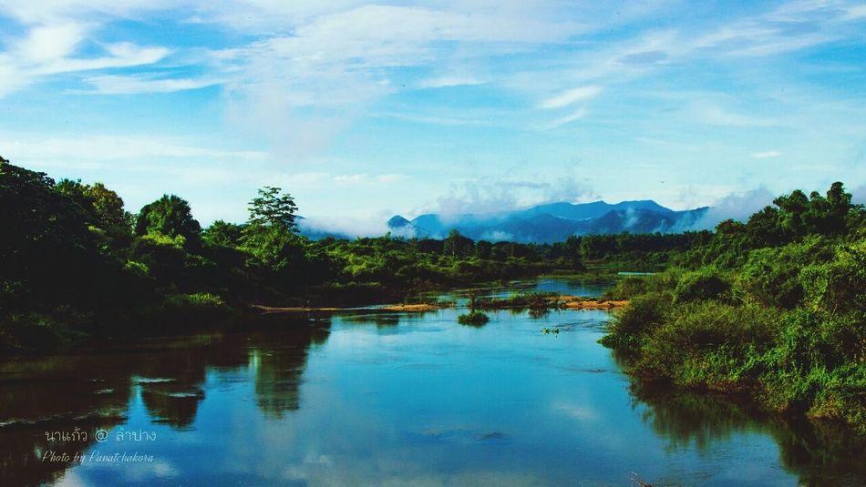 Photography Lampang   Thailand Landscape