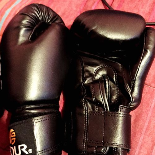 Kick Boxing 6 Months Tired! Enjoying Life Follow4follow