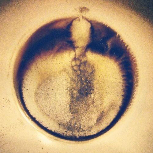 Caffeine Residue Circular Prophecy iseeabrokenman weird coffee