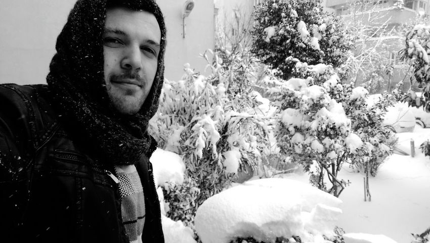 Snow ❄ Cold Winter ❄⛄ Nice Picutre Cool That's Me Enjoying Life Snowman