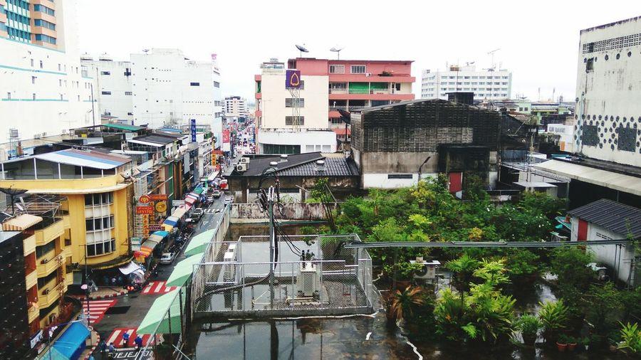 Hat Yai City from the 8th Floor -Hat Yai, Thailand (November, 2017) Hatyai,Thailand Hatyaicity Hatyai Songkhla Hatyai Trip Eyemphotography EyeEmNewHere