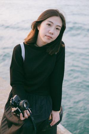 Portrait Of A Friend Portrait Of A Woman FUJIFILM X-T1 Explore Hk