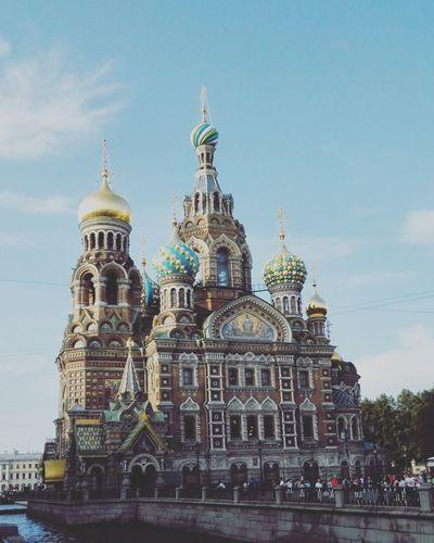Sint-Petersburg Saint Petersburg EyeEmNewHere Architecture Travel Destinations City Church Russia Travel Traveling