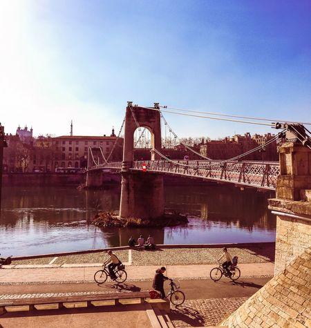 Filterisbetter Bridge Onlylyon IPhoneography Tuesday Momentoflife