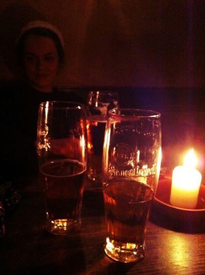 Beers at Fuchsbau Beers