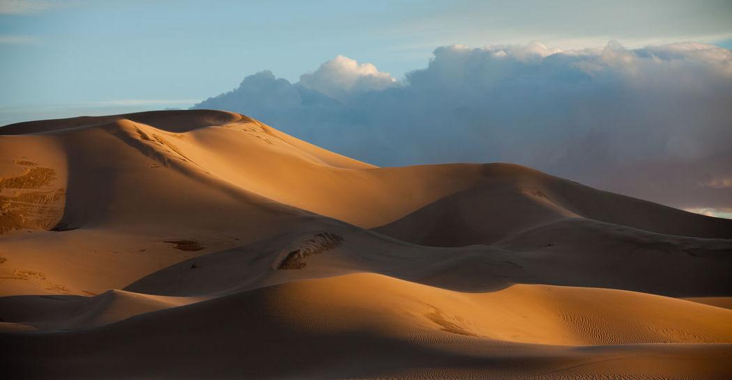Beauty In Nature, Desert Dumontdunes Off Road Outdoors Sand Diunes Sunset