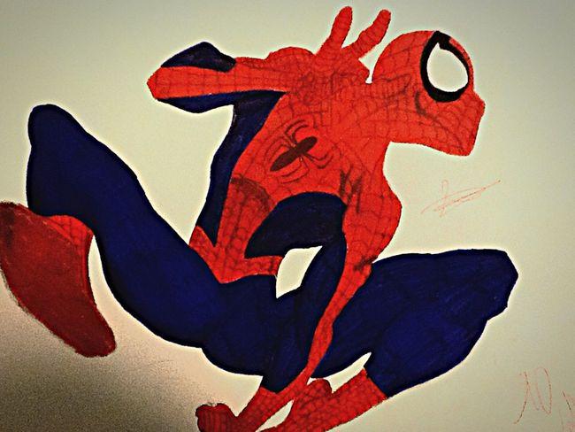 Spiderman ArtWork Peterparker Marvel Marvel Comics That's Me