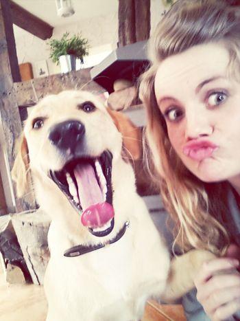 Check This Out Nala ♡ Selfie ✌ Enjoying Life love you Dog
