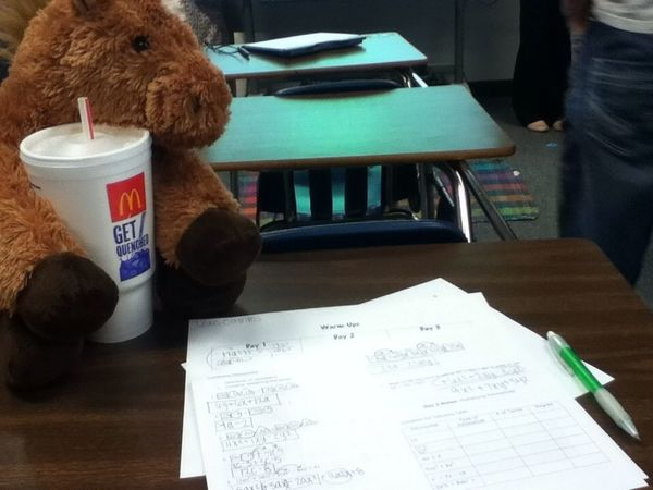 Bob Went To School With Me ;D
