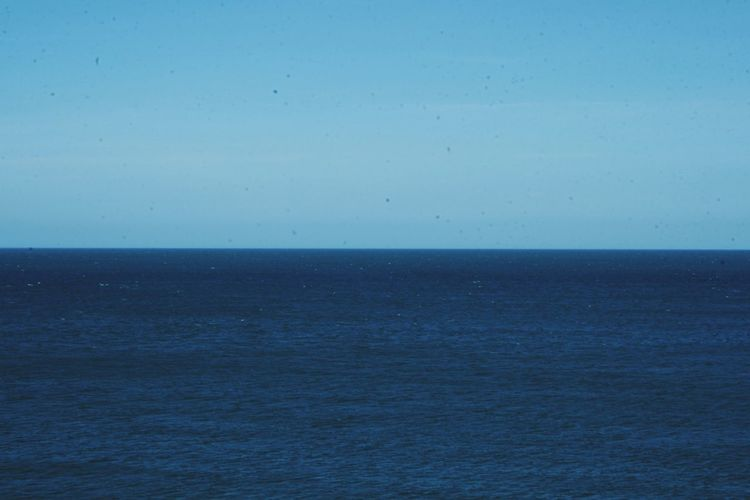 50/50 Sea Sea And Sky Ocean Horizon Over Water Horizon Horizontal Symmetry 50/50 Fiftyfifty Cornwall Water St Ives Nature Nature Photography Landscape Sky Landscape_photography Landscapes Blue Blue Sky Blue Sea Tranquility Sky Beauty In Nature Tranquil Scene No People Clear Sky Outdoors Day Scenics