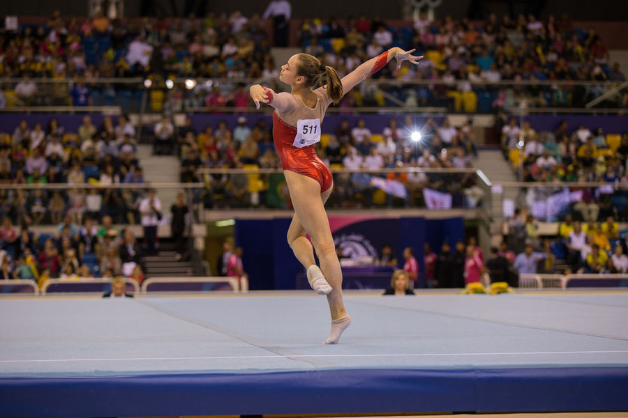 Sport Sports Sports Photography Gymnastics World Worldcup Qatar Doha,Qatar Hello World Bekkerfilms 2015  Taking Photos Woman