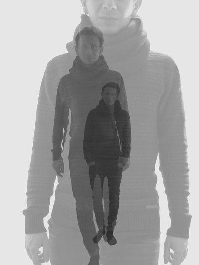Minimalism Blackandwhite Double Exposure Monochrome