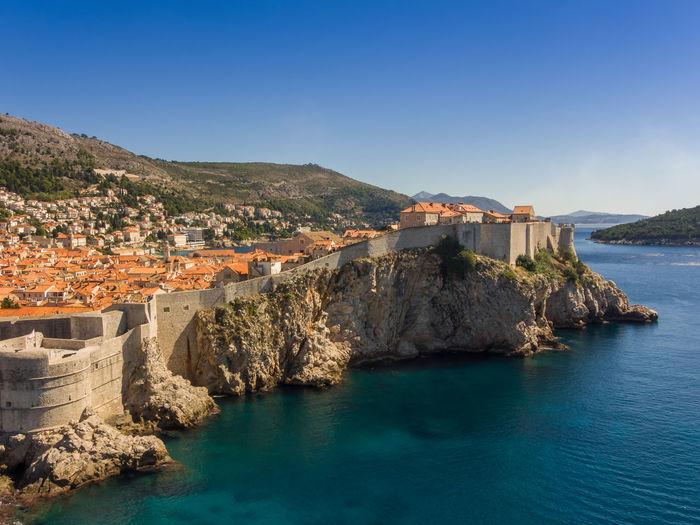 Dubrovnik Water