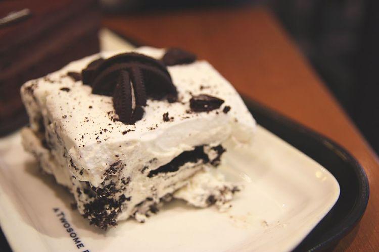 살살 녹는 쿠엔크 와 케익 의 만남