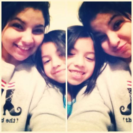 Me & my little bratt (: