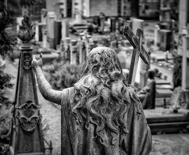 Cemetery in Milan, Italy Death Grayscale Milan Angel Architecture Art And Craft Belief Cemetery_shots darkness and light Focus On Foreground Italy Rear View Religion Sculpture Silence Statue Witch This Is My Skin EyeEmNewHere Small Business Heroes #FREIHEITBERLIN Plastic Environment - LIMEX IMAGINE The Great Outdoors - 2018 EyeEm Awards The Traveler - 2018 EyeEm Awards Stay Out