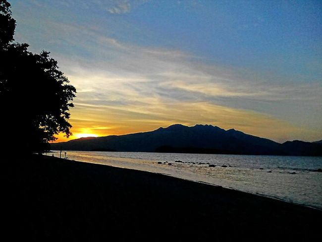 Loving Life! Mysundaynight loving the drama behind this Stunning Sunset