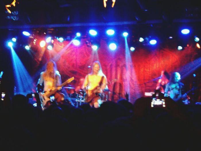 ensiferum Live Music Consert Hall  Sword Warriors Folk Metal