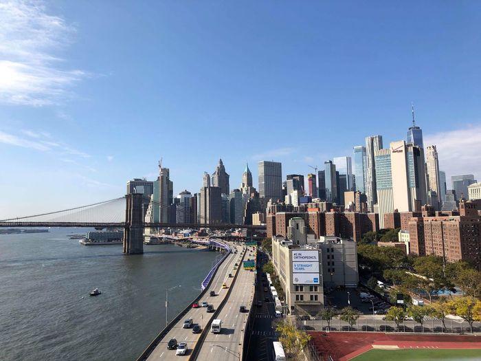 New York Built