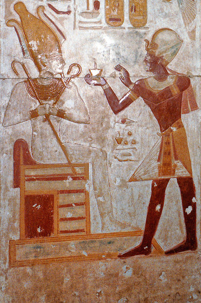 Painted Image No People Indoors  History Fresco Egyptian Temple Day Close-up Built Structure Architecture Ancient Civilization Wall Painting Ancient Egypt A Taste Of Egypt