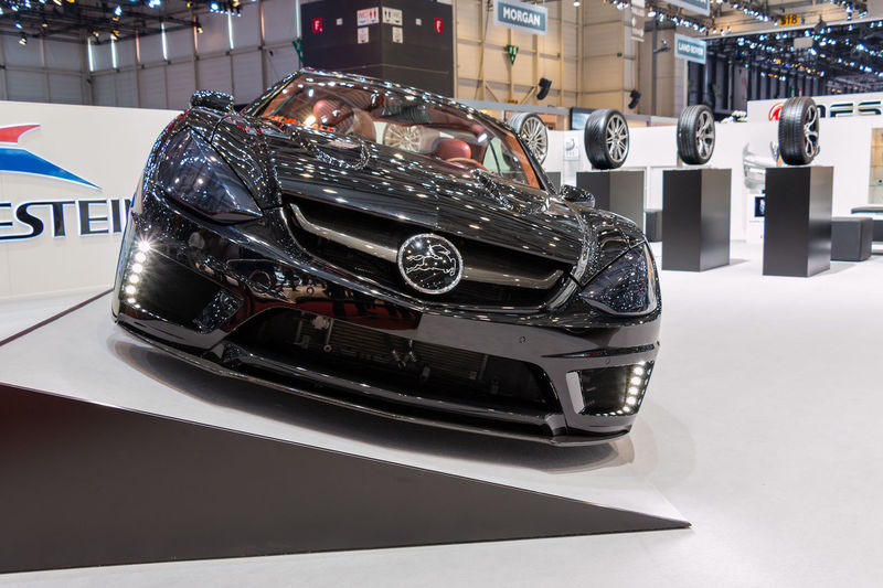 Carlsson Super GT C25 Mercedes Car