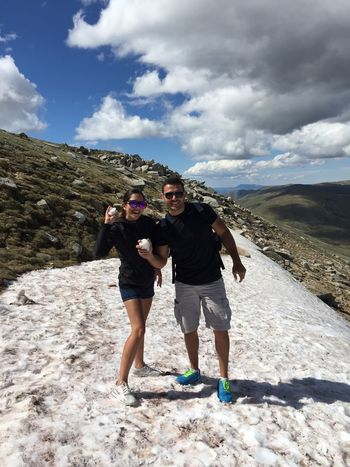 Mount Kosciusko Mount Kosciuszko Snow In Summer Snow Summer ☀ Highest Point of Australia Snow Ball
