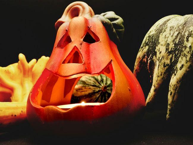 Halloween Black Background Halloween Pumpkin Celebration Jack O' Lantern Black Background October Day Fall Celeberating Holidays
