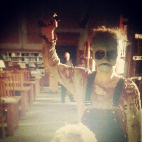Mirando algo... Behindthemask RiseOfLeslieVernon LeslieVernon Horrorfilm HorrorMovie Fun