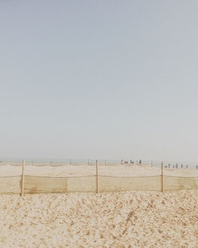 Seaside Land Sky Sand Copy Space Nature Day No People Beach Landscape Outdoors Clear Sky Sunlight