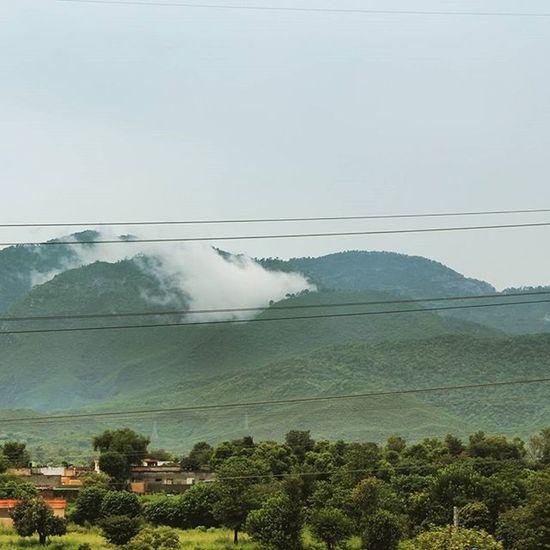 Green islamabad....owsum weather,margalla hills. Shahzebinc Proudtobeislamabadian Naturelovers