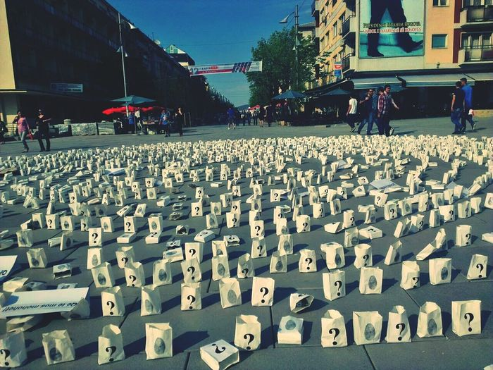 Activism Art Where Is The Love?  Peace Pristina