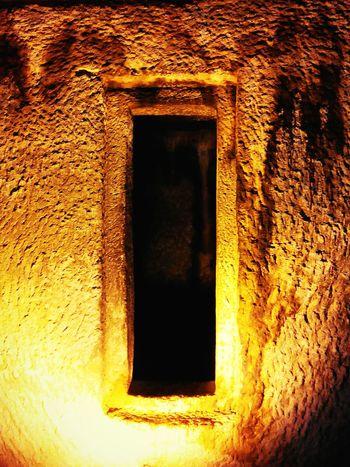 EyeEm Gallery EyeEm EyeEm Best Shots Passageway Ajanta Caves Doortohell Ahmedabad, India