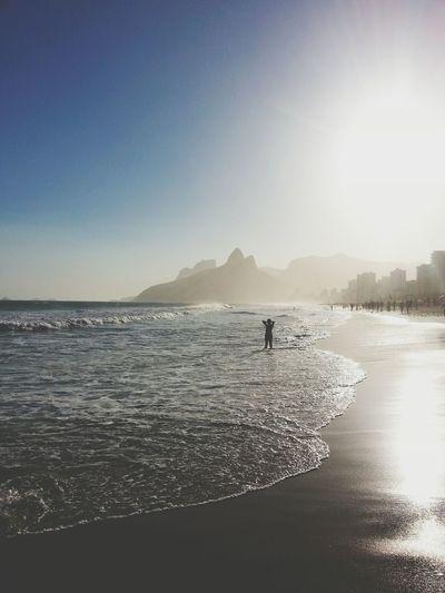 Beach Ipanema Beach