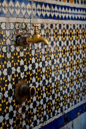 Morroccan  mosaic