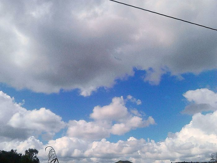 Cloud - Sky Sky Day No People Nature Guatemala Tranquility Clouds And Sky Outdoors