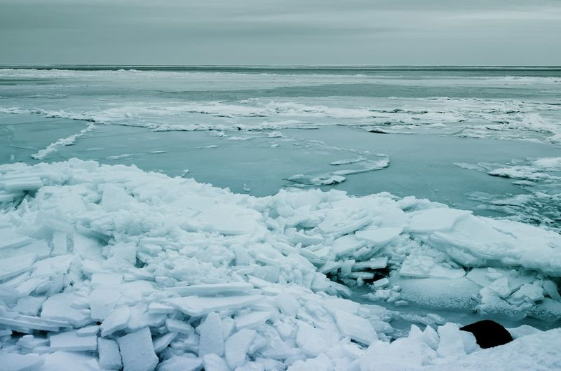Cold Cold Weather Cold Days Cold Temperature Stones Climate Change Climate Ice Wintertime Seascape Sea Azov Sea Azovsea Winter Outdoor Sea And Sky Water Patterns In Nature Pattern Backgrounds Monochrome Photography