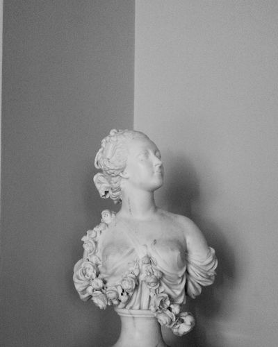 Sculpture Saint-Petersburg Hermitage Black & White Light And Shadow Black And White