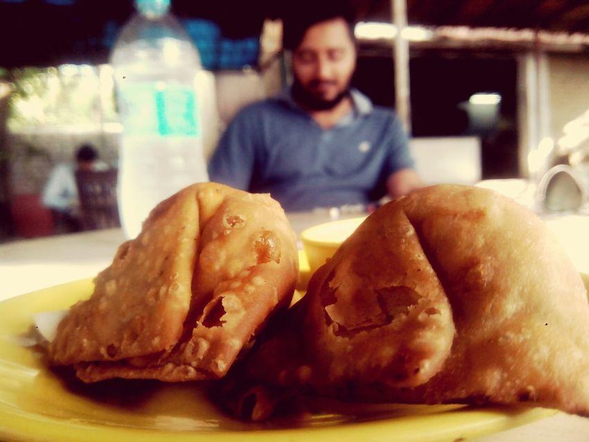 Food Pakoda Breakfast ♥ Evening Mobilephotography Trying Food Photography Hungry! Timepass