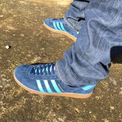 Hochelaga really nice but the onix pair just edge it for me Adidas Adidashochelaga Spezial