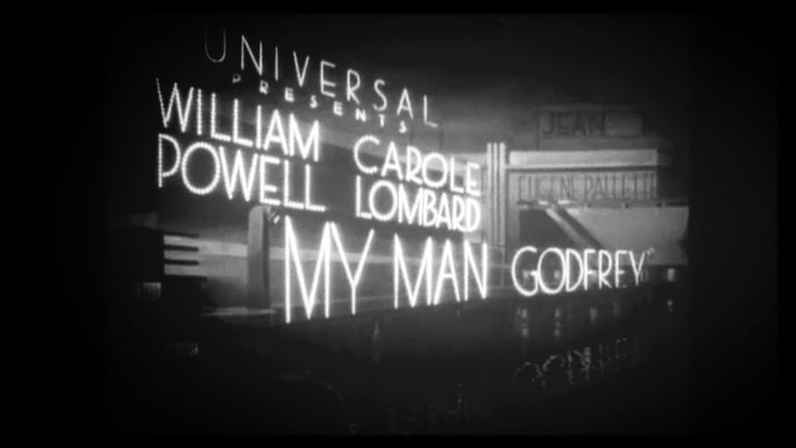 Ending this evening with a very old Black & White movie. My Man Godfrey Classic Best Movie Ever