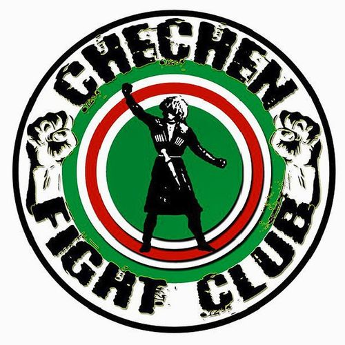 Made this a few years ago. Chechenfighters Chechenfightclub MMA Noxchi