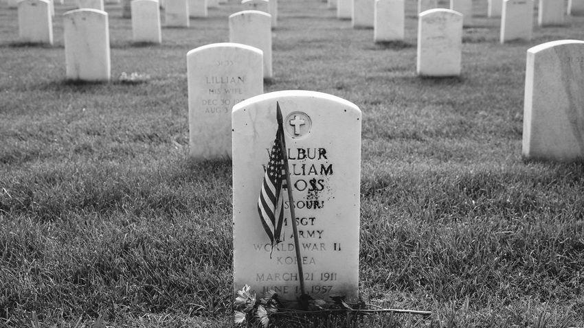 Memorial Day Memorial Day Graveyard Headstone Veteran Memorialday