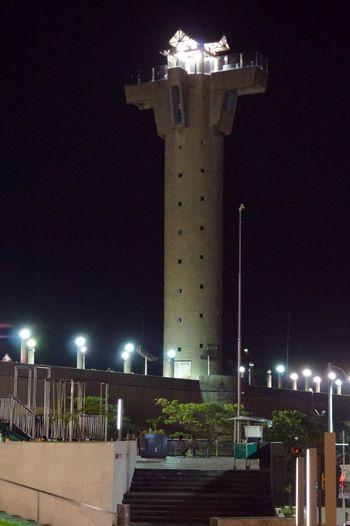 #bridge #illumination #viewpoint Architecture City Illuminated Night Outdoors