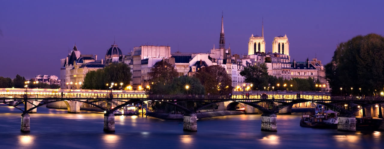 River Seine at